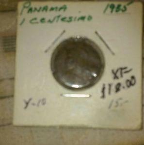 1935 Panama Centesimo